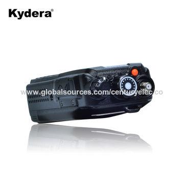 China SIM CARD & DMR UHF VHF Dual band walkie talkie LTEDR
