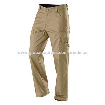 China Pantalones cargo del ripstop del algodón de los hombres ... 74a0e8c88b11