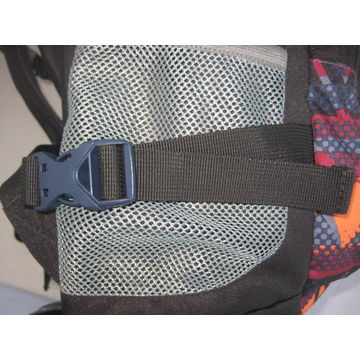 China Herkules Backpack, Made of 600D/PU ,with hot- transfer Printing, with Large Main Compartment