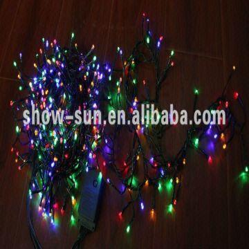 Ge Christmas Lights.384 Led Cluster Lights 2 3m Ge Christmas Lights Global Sources