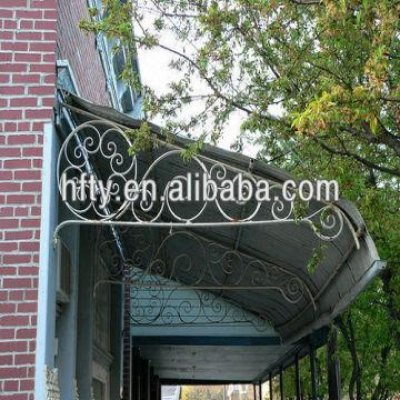 Wrought Iron Awning Canopy Global Sources