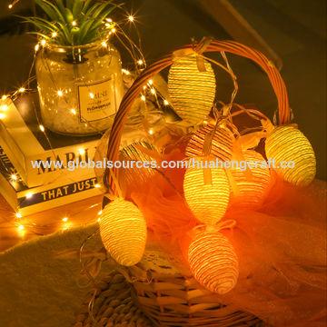 LED Metal Bulb Lantern LED Micro Wire Lights