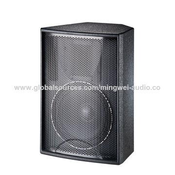 China High quality surround sound passive pro speaker stage audio system