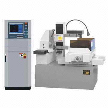 CNC Wire-cutting Machine, High Efficiency, Used for Processing ...