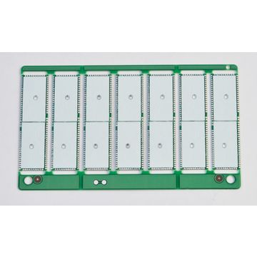 China 4-layer PCB with HAL Lead-free