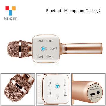 2017 Hottest Wireless Microphone for Karaoke APP Music