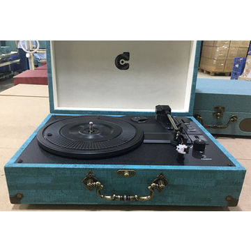 China Vinyl Record Turntable Player from Huizhou Wholesaler