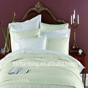 China High Thread Count Bed Sheet Set 300tc Up To 1000tc Twin