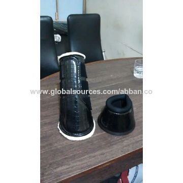 India Best Quality Horse Bell Boots 100% Waterproof