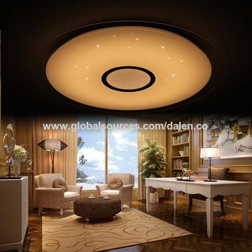 Dalen 38w modern smart led ceiling lamp wifi led ceiling light china dalen 38w modern smart led ceiling lamp wifi led ceiling light aloadofball Images
