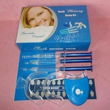 Home Use Teeth Whitening Kit Led Light Dental Whitening Product