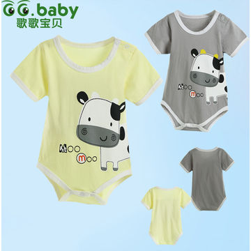 55ab59f33 Carters Baby Clothing Character Unisex Baby Girl Baby Boy Rompers ...
