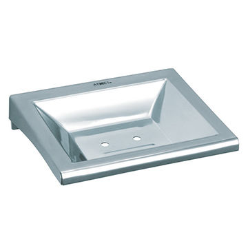 China Stainless Steel Wall Mount Soap Dish From Guangzhou