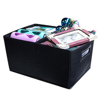 China Car Trunk Storage Organizer Collapsible Cargo Storage