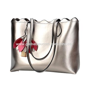0a5cc695532a7 China Metallic tote bag from Guangzhou Wholesaler  Guangzhou MHX ...