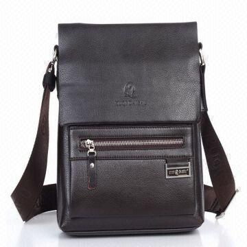 Men S Fashion Business Shoulder Messenger Bags Handbag