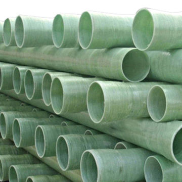 China GRP Pipes from Taiyuan Trading Company: Shanxi Solid