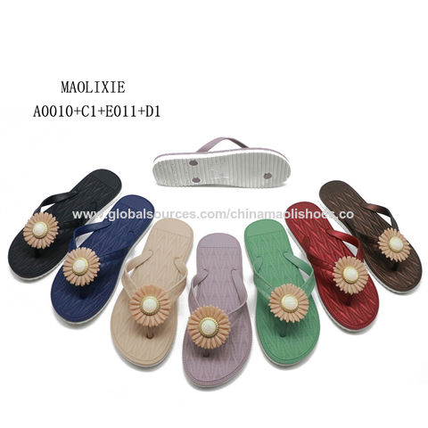 fd02e3fe8cd40 China Daily use sandals for women summer outdoor fashion ladies slippers ...