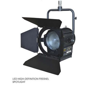 Led Fresnel Light A Professional Lighting Fixture Used For
