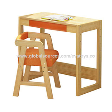 China 2015 new design kids study table chair set W08G157B ...  sc 1 st  Global Sources & China 2015 new design kids study table chair set W08G157B on Global ...