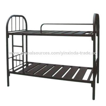 China Heavy Duty Metal Bed From Tianjin Trading Company Tianjin Yin