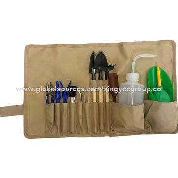 China Garden Tool Set Storage Bag 600d, Canvas Garden Tool Bag