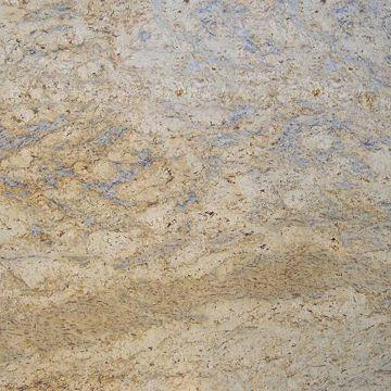 Colonial Gold Granite Tiles with Polished, Honed, Sawn