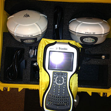 Trimble R8 Model 3 RTK Base Rover with TSC3 TDLH-450