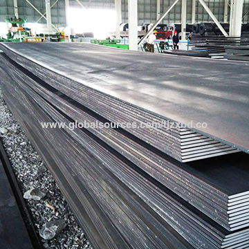 Steel Plate For Sale >> China Factory Price Hot Rolled Ms Hardened Steel Plate For
