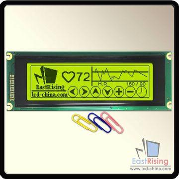 Graphic LCD Module > 240X64 Dots - T6963c 240x64 Display | Global