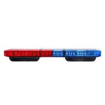 Led Warning Lightbar Police Car High Brightness Ultra