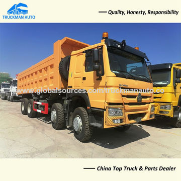 China 7300x2300x1700mm Sinotruk Howo 28 5m3 Cargo Box Dump Truck For Congo On Global Sources