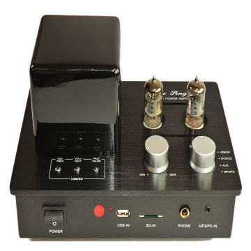 H-03A Multifunctional Tube/transistor hybrid amplifiers