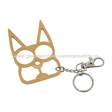 China Self Defense Knuckles Keychain From Wenzhou Trading Company