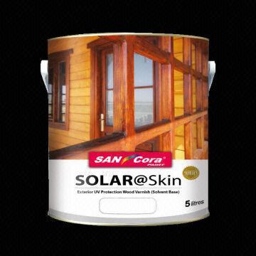 Malaysia WOOD VARNISH   SANCORA SOLAR@SKIN (Exterior UV Protection Wood  Varnish)