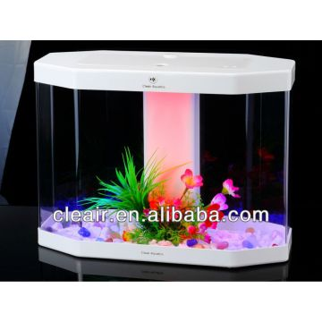 Small Aquarium Acrylic Table Fish Tank