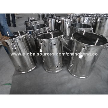 Stainless Steel 40 Gallon Brew Kettle Global Sources