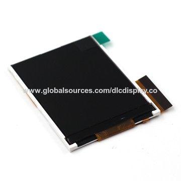 "China 2.83"" 240x320 TFT LCD module"