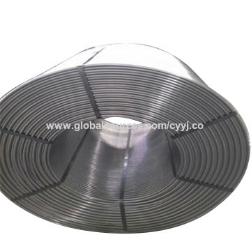 Ferroalloy cored wire casi cafe sial diameter 13mm wire thickness china ferroalloy cored wire casi cafe sial diameter 13mm wire thickness 04mm greentooth Choice Image