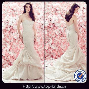 tb wedding dress