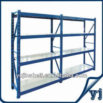 ... China Standard size metal storage rack/shelving storage  sc 1 st  Global Sources & Standard size metal storage rack/shelving storage rack/steel plate ...