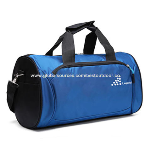 China Duffle Gym Bag Durable Large Travel Bag For Men Women On