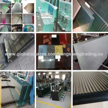 Laminated Glass Solar Building, Glass Mirror Sheets Manufacturer
