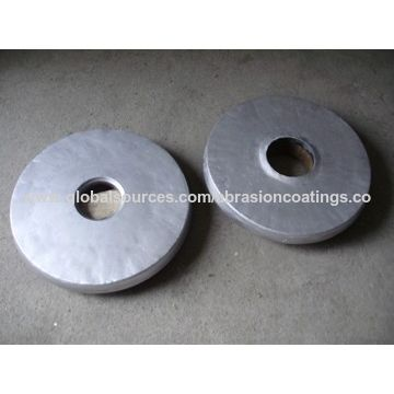 Copper metal repair compound,two components,high temperature resistant,wear corrosion resistant