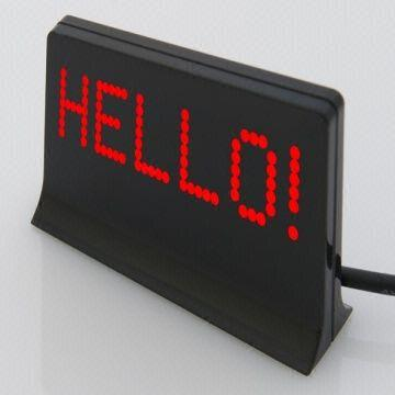 DRIVER FOR DREAM CHEEKY USB LED MESSAGE BOARD