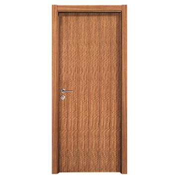 Interior composite solid wooden flush door in bathroom and for Solid flush door