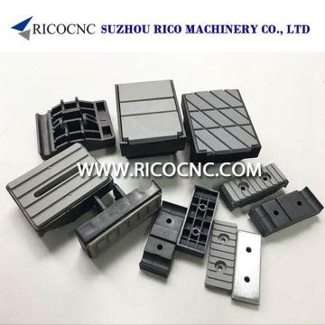 Conveyor Chain Track Pads for BIESSE SCM IMA HOMAG