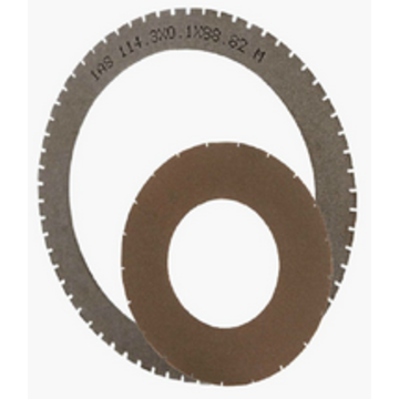 China Cutting Wheel-Metal Bonded Integral Type, Strong Abrasive Holding Capability, High Precision