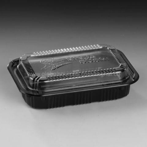 disposable food containers china disposable sushi container suitable for fast food 30066