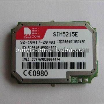 Baiyi Simcom Sim5215 3g Modem Module Embedded Wifi Module